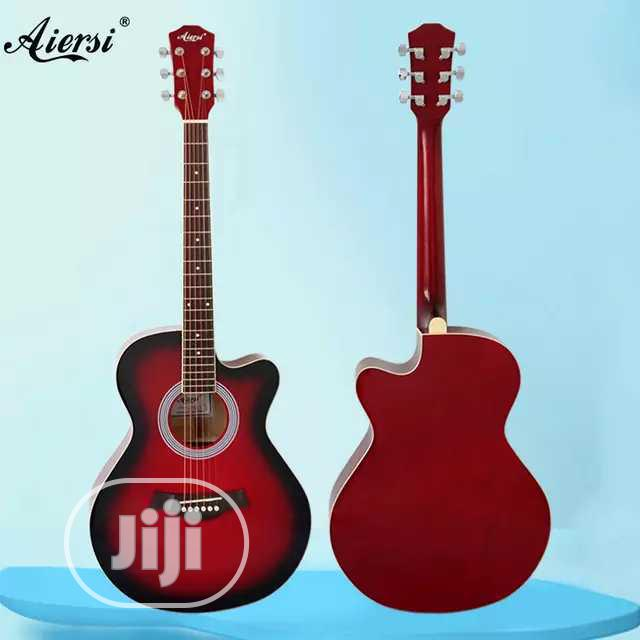 Professional 6 Strings Acoustic Guitar