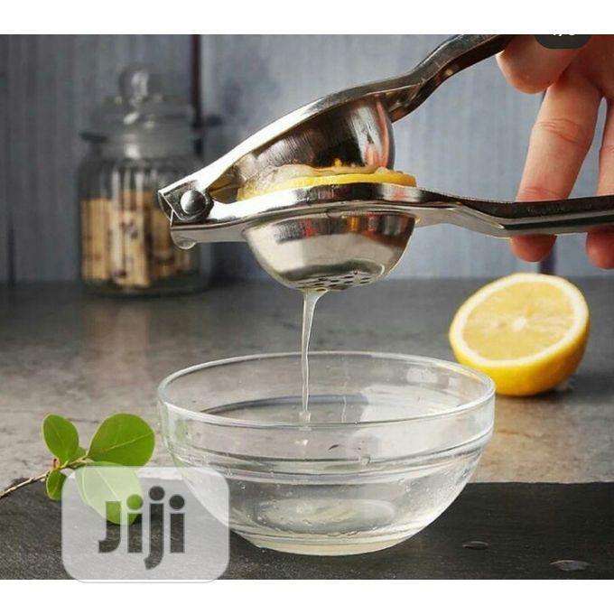 Hand Manual Lemon Squeezers, Manual Citrus Press Juicer | Kitchen & Dining for sale in Ojodu, Lagos State, Nigeria