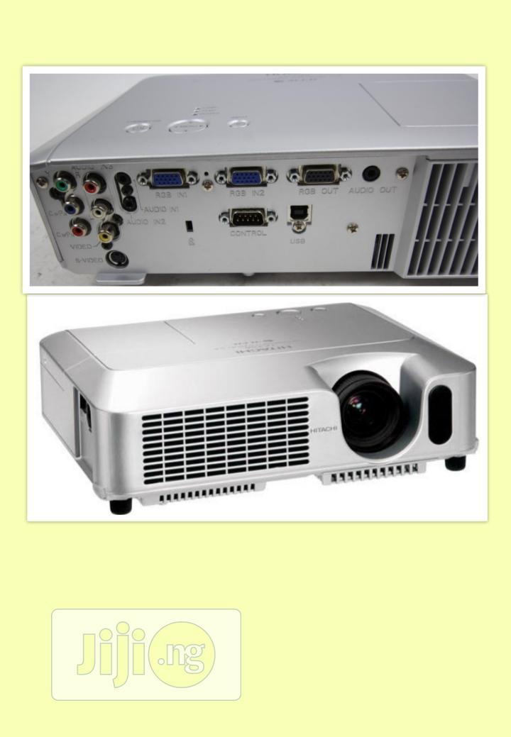 Archive: Perfect Hitachi Projector