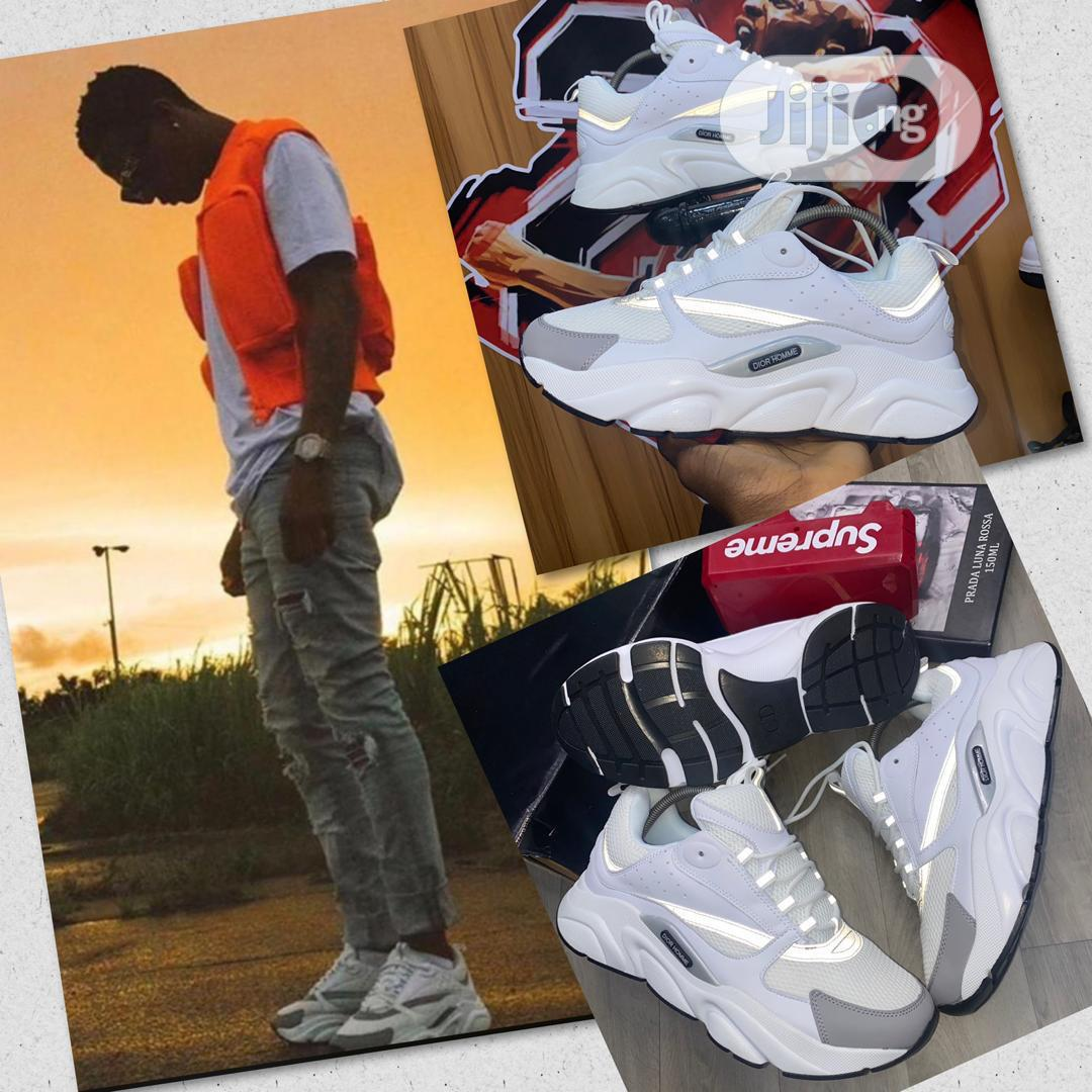 Dior Sneaker Available as Seen Order Yours Now | Shoes for sale in Lagos Island (Eko), Lagos State, Nigeria