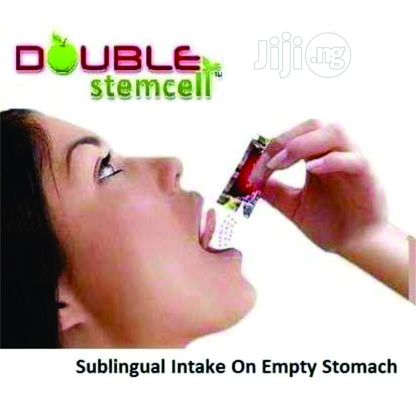 Archive: Double Stemcell Supplement