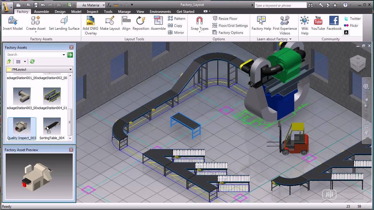 Autodesk Factory Design Suite Ultimate 2021 In Lekki Phase 1 Software Techlover Enterprises Jiji Ng For Sale In Lekki Phase 1 Buy Software From Techlover Enterprises On Jiji Ng