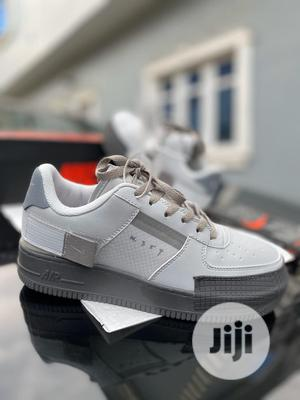 Nike Sneaker Available In Gray Order Yours Now | Shoes for sale in Lagos State, Lagos Island (Eko)