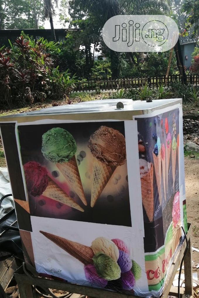 Archive: Icecream Machine