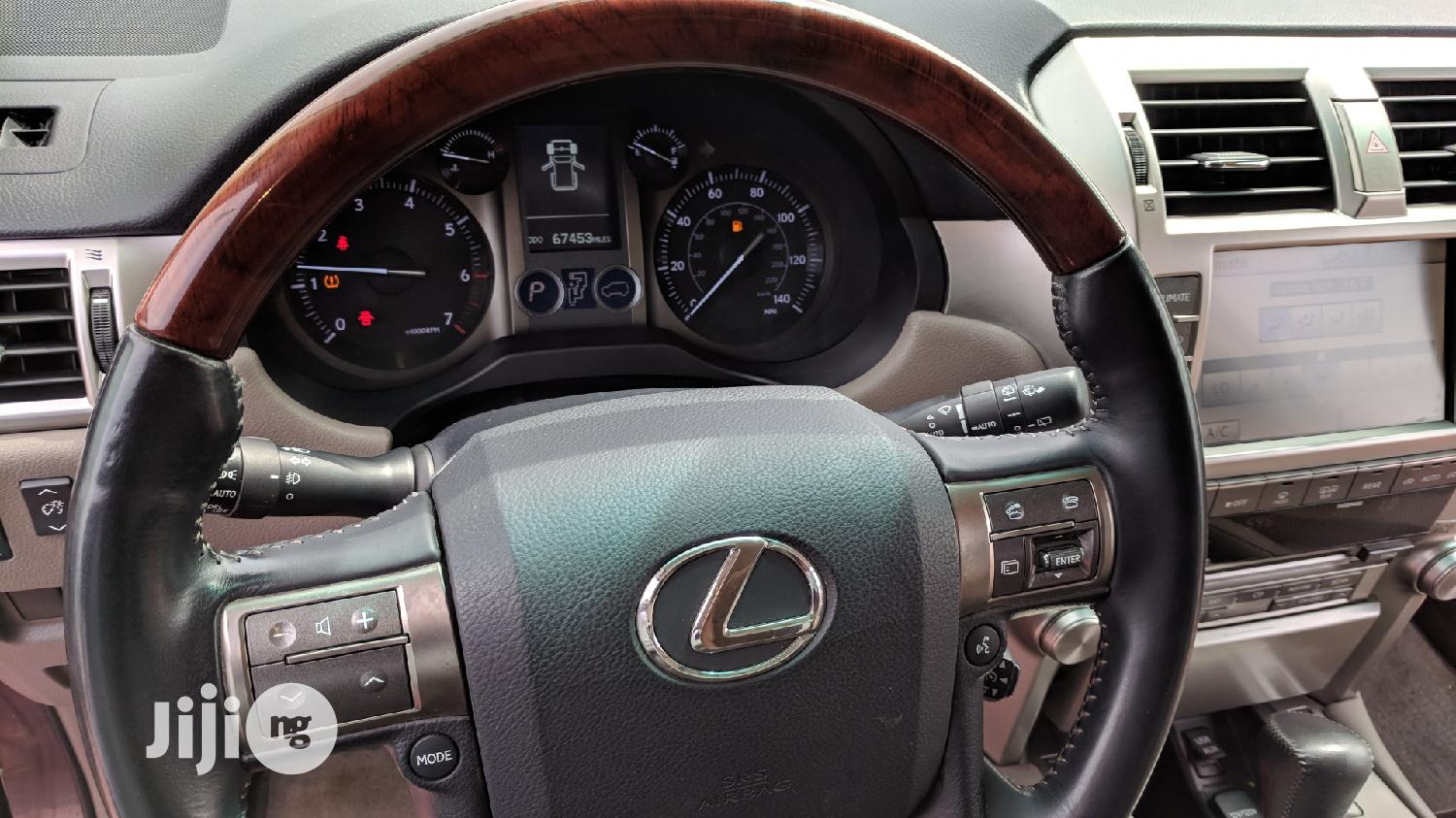 Lexus GX 2011 460 Black | Cars for sale in Lekki Phase 2, Lagos State, Nigeria