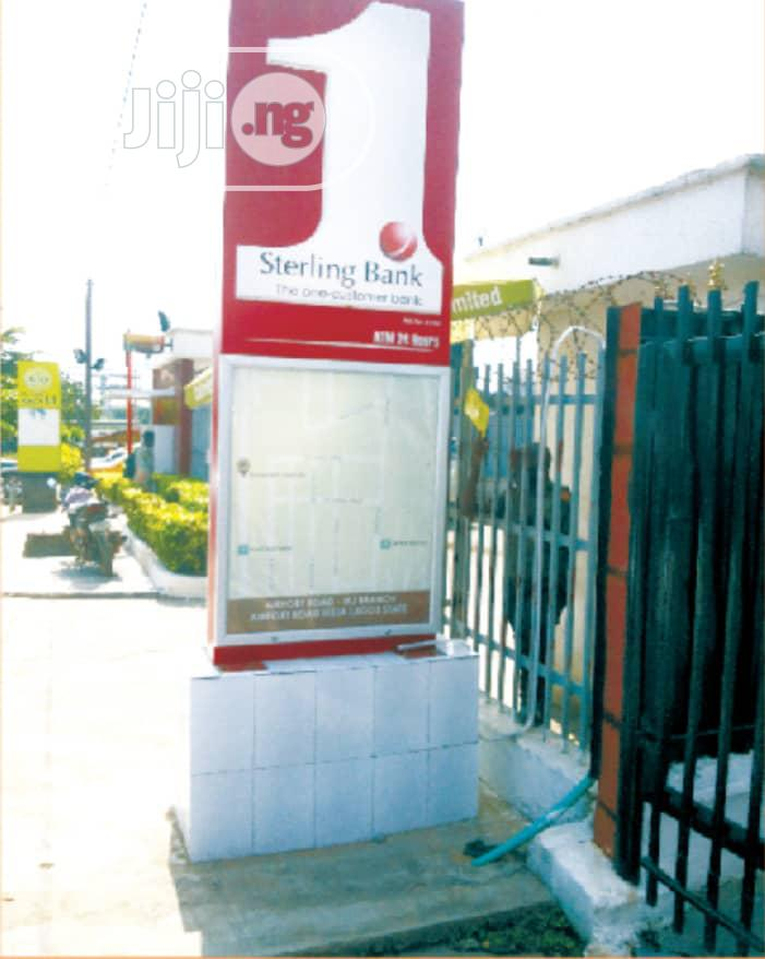 Signage And Branding | Manufacturing Services for sale in Isolo, Lagos State, Nigeria
