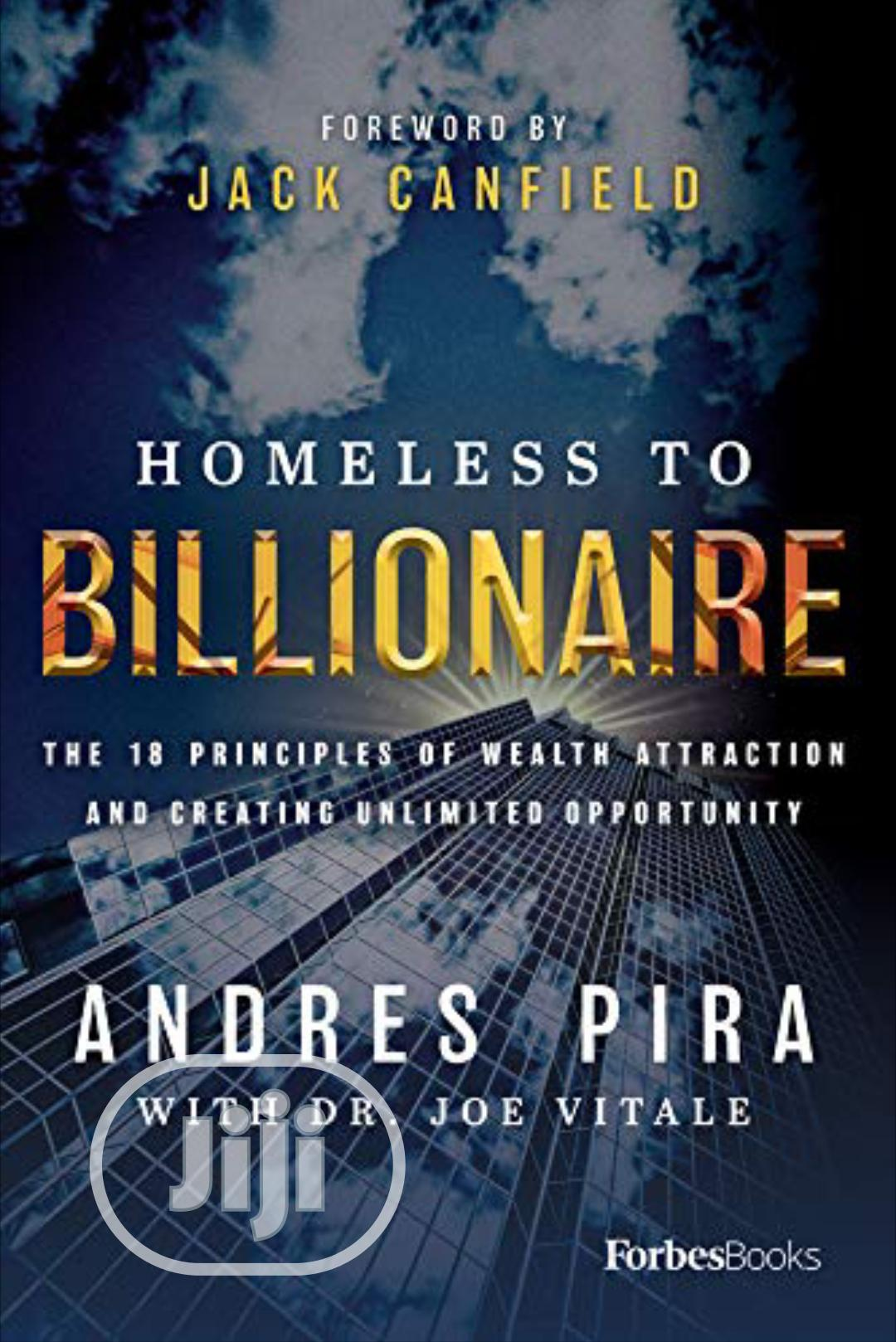 Archive: Homeless To Billionaire By Andres Pira