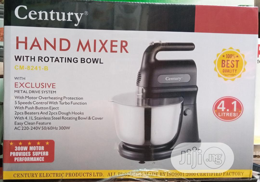 Archive: Century Hand Mixer