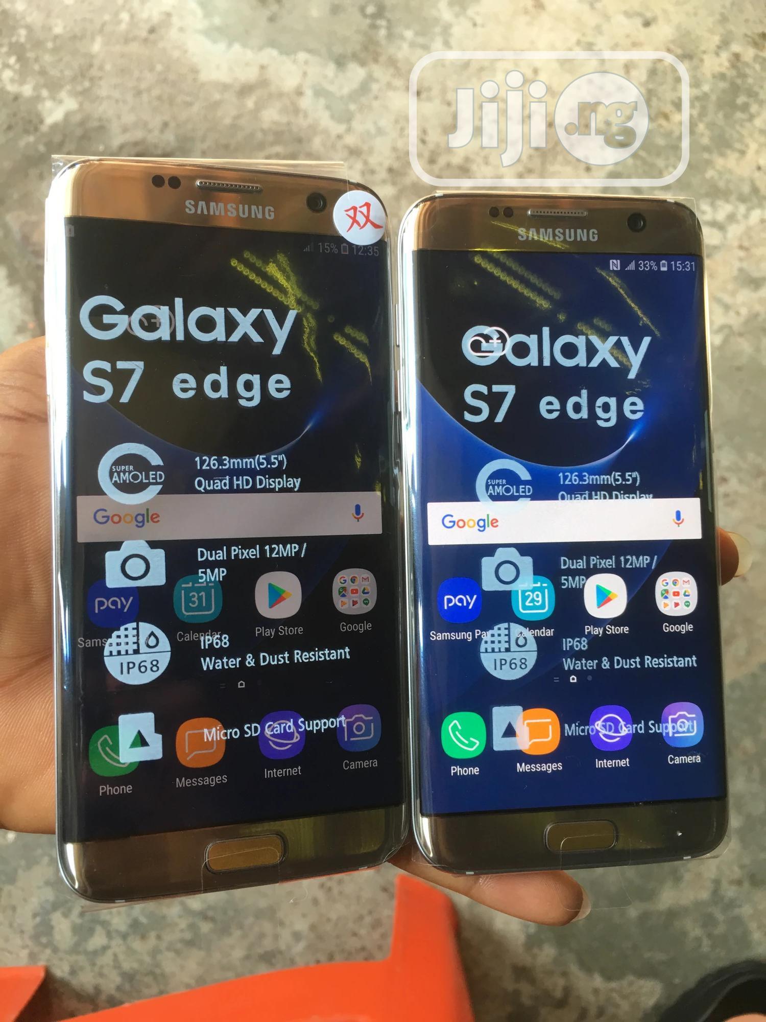 Samsung Galaxy S7 edge 32 GB Gold