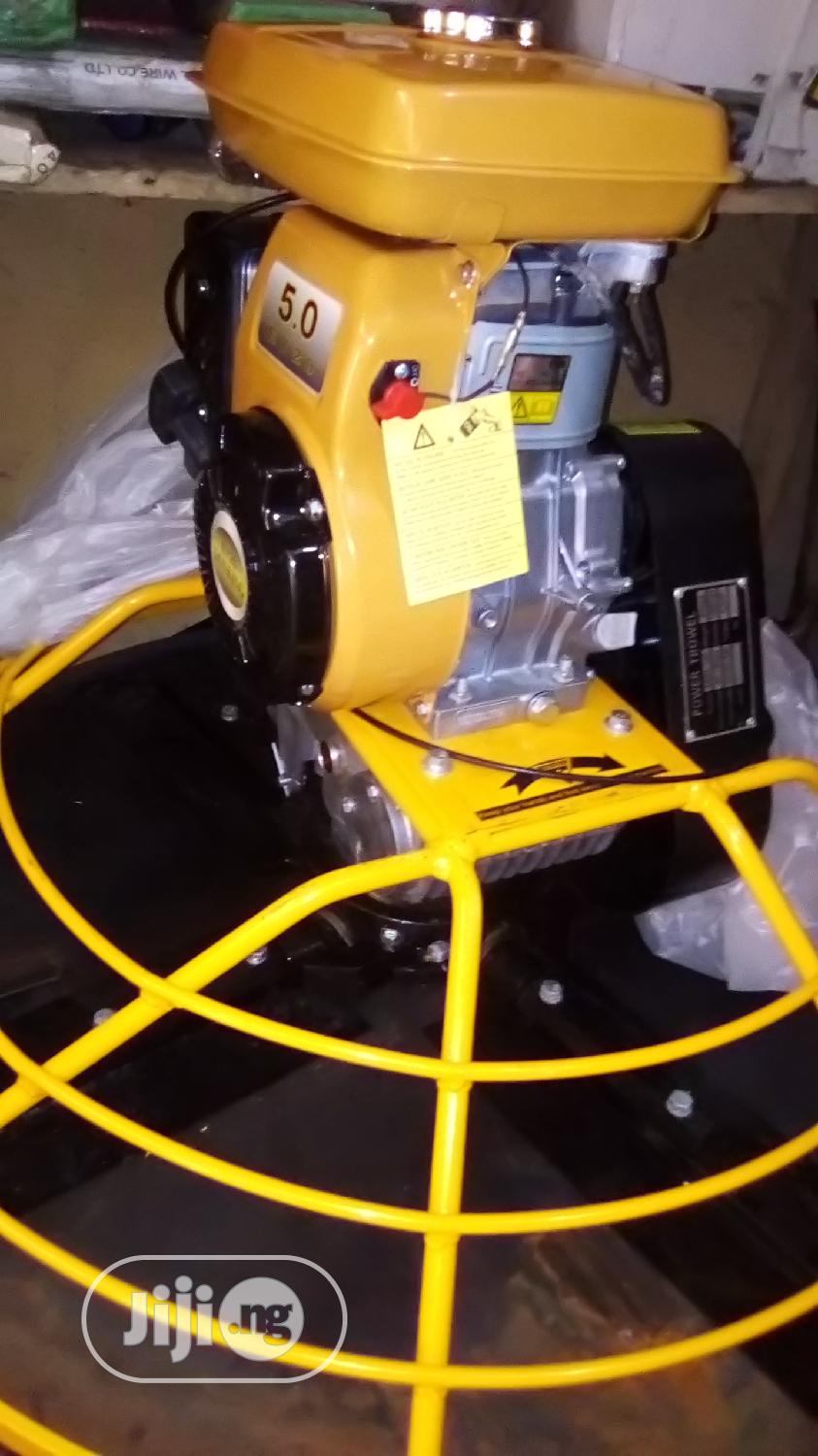 Power Trowel Machine | Manufacturing Equipment for sale in Ojo, Lagos State, Nigeria