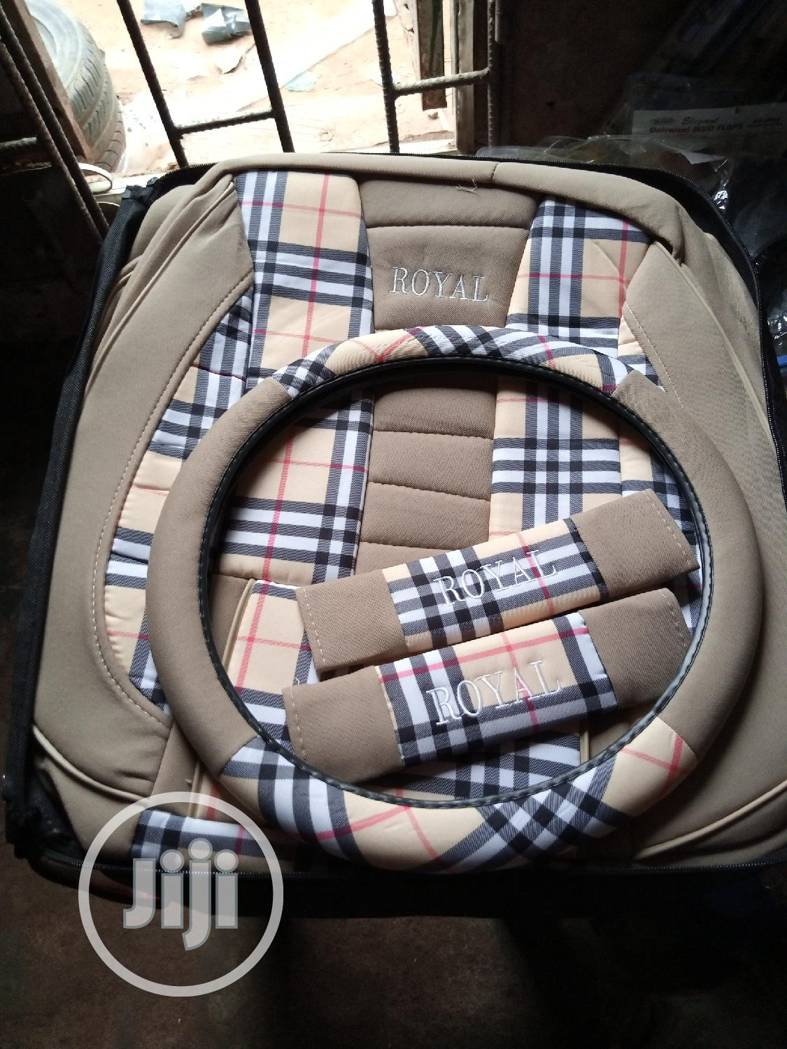 Car Seat Covers   Vehicle Parts & Accessories for sale in Ikeja, Lagos State, Nigeria