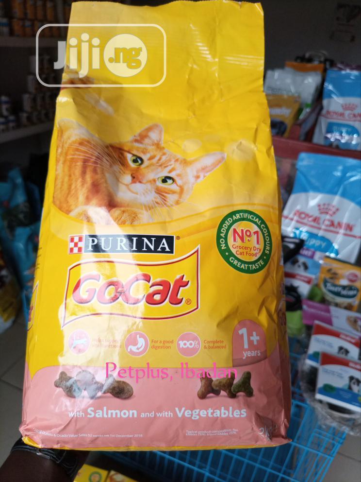 Purina Go Cat Food 2kg