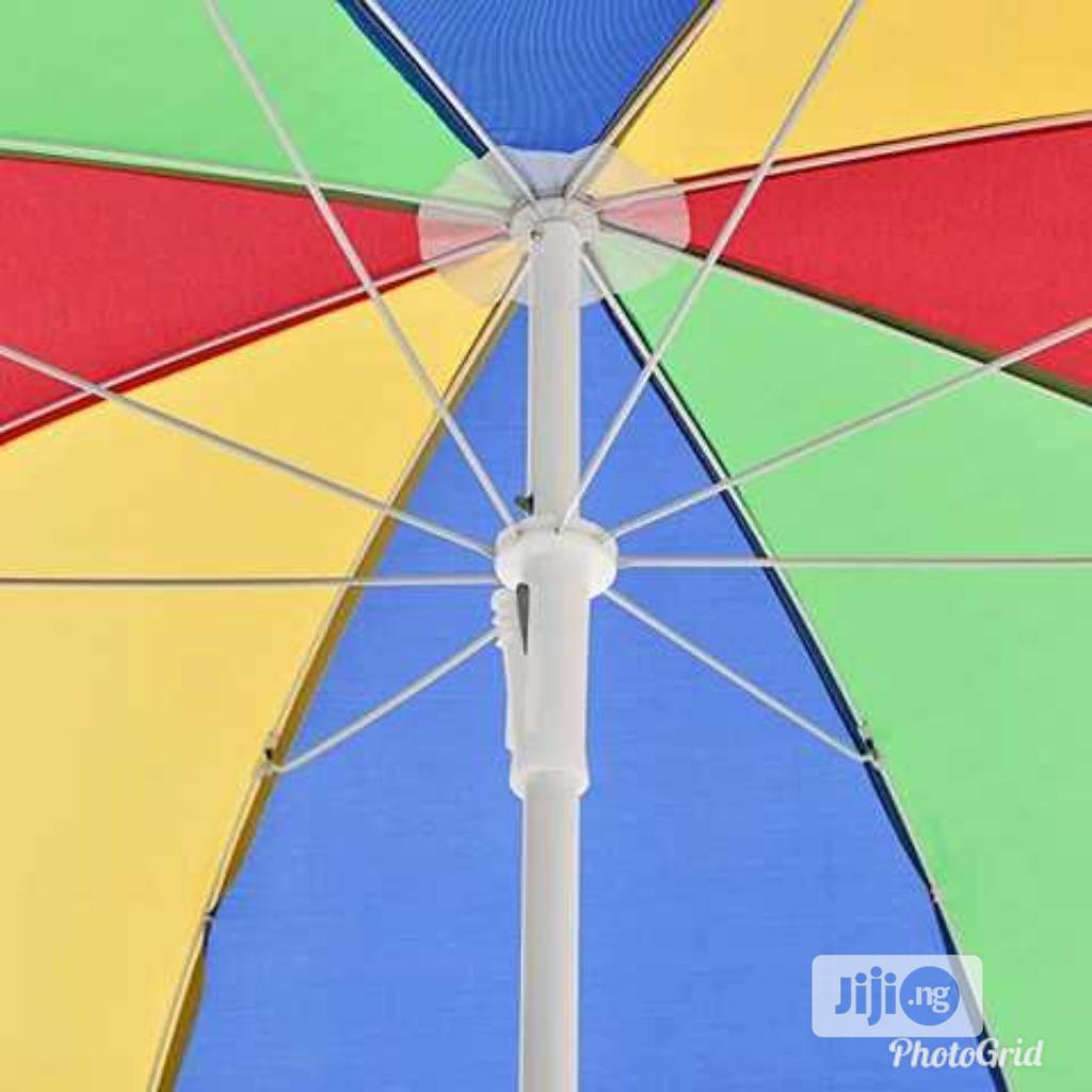 Good Quality Big Beach Umbrella   Clothing Accessories for sale in Lagos Island, Lagos State, Nigeria