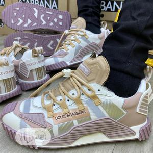 Dolce & Gabbana Sneakers Original | Shoes for sale in Lagos State, Surulere