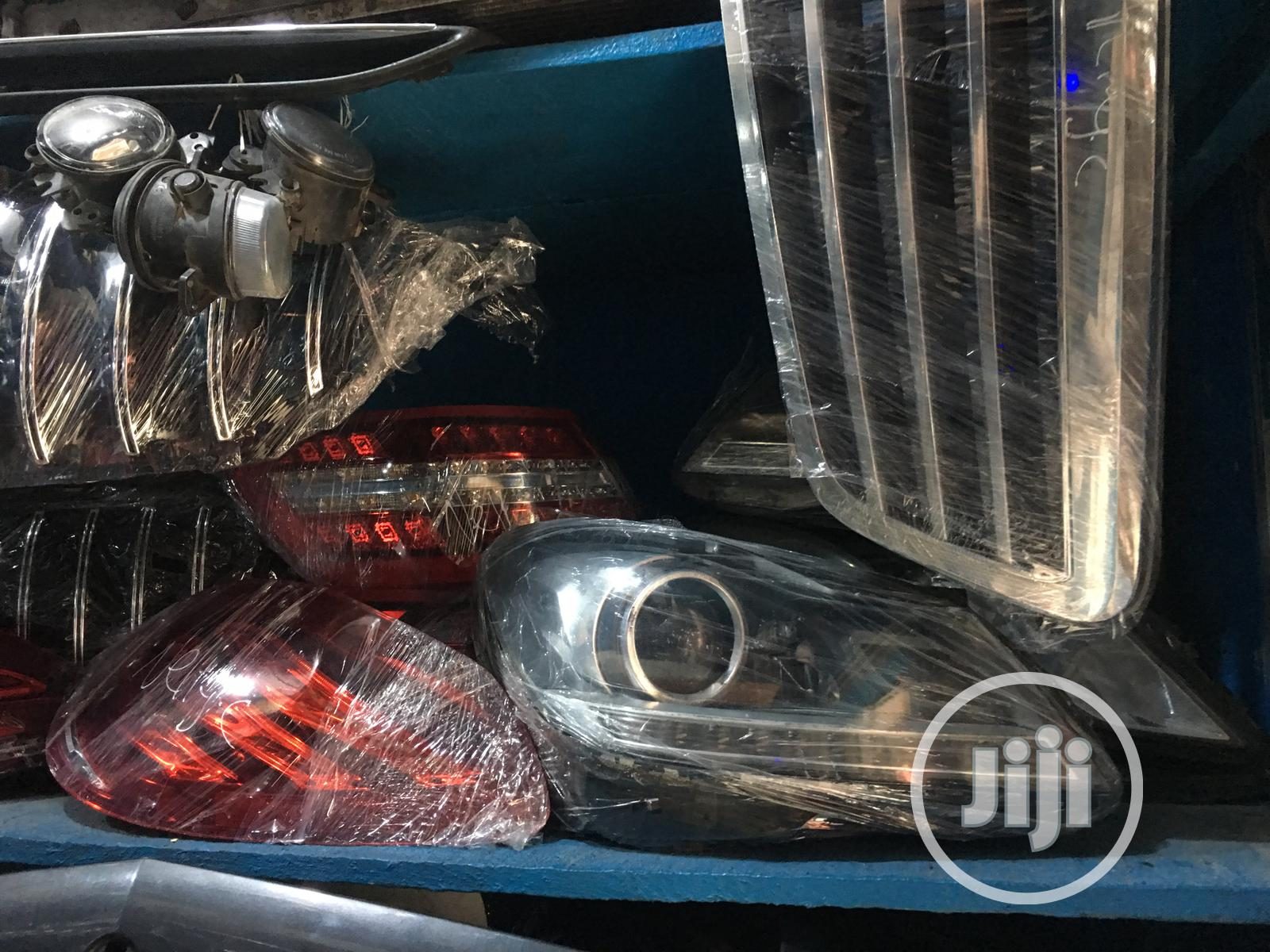 Archive: All Kinds Of Mercedes Benz Parts And Accessories