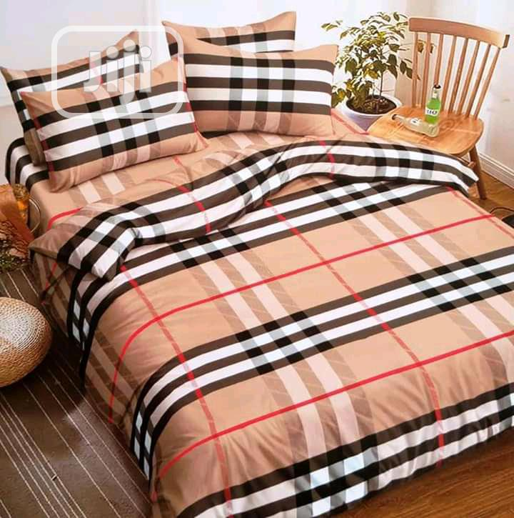 Bed Sheets And Duvet Cover Set