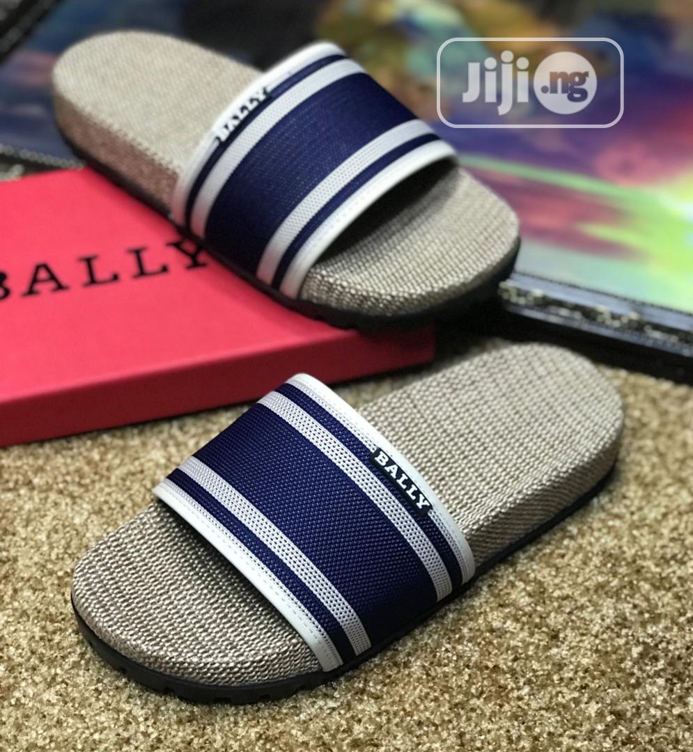 Original Bally Slippers