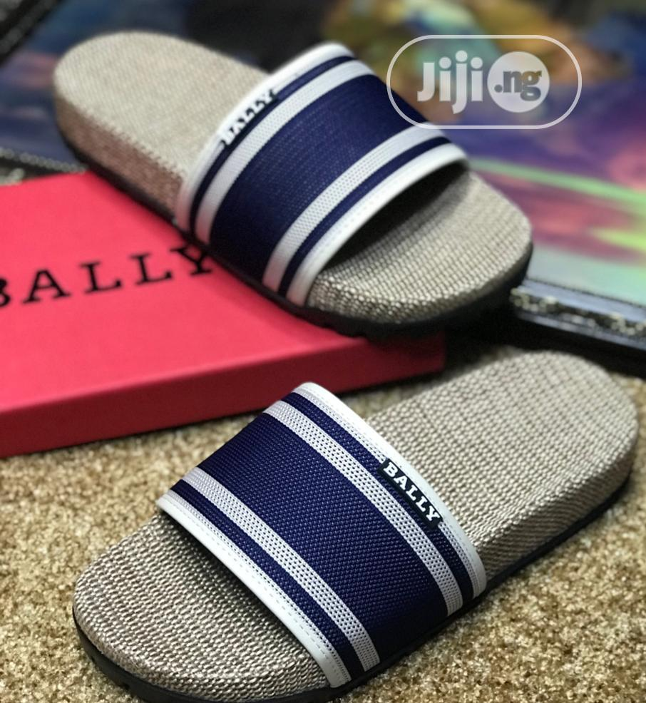 Original Bally Slippers | Shoes for sale in Lagos Island, Lagos State, Nigeria
