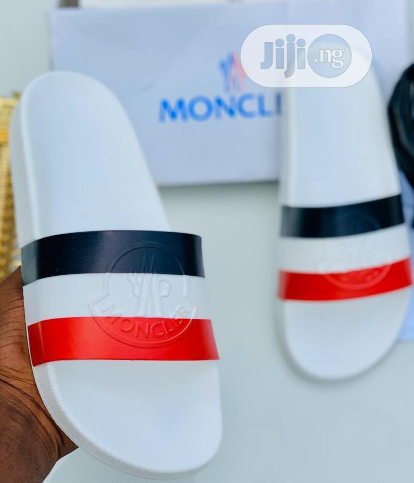 Moncler Men's Slippers