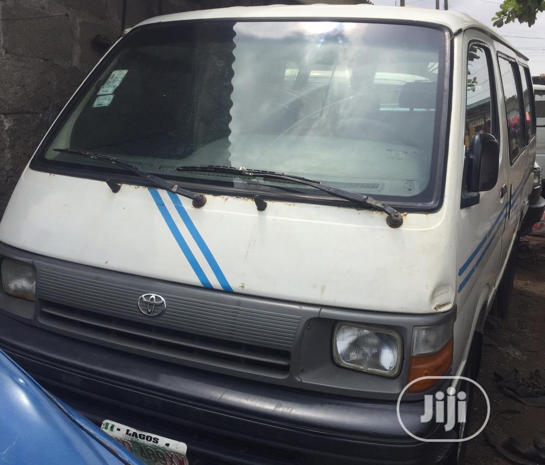 Toyota Hiace Bus | Buses & Microbuses for sale in Ifako-Ijaiye, Lagos State, Nigeria
