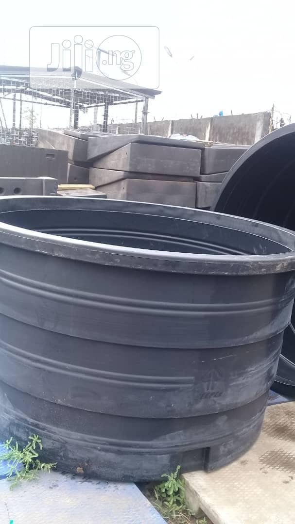 Archive: Fish Pond Plastic Tank