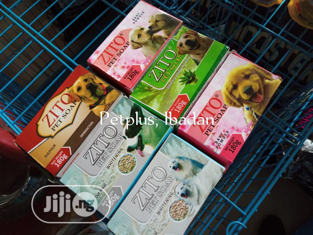 Zito Dog Soap