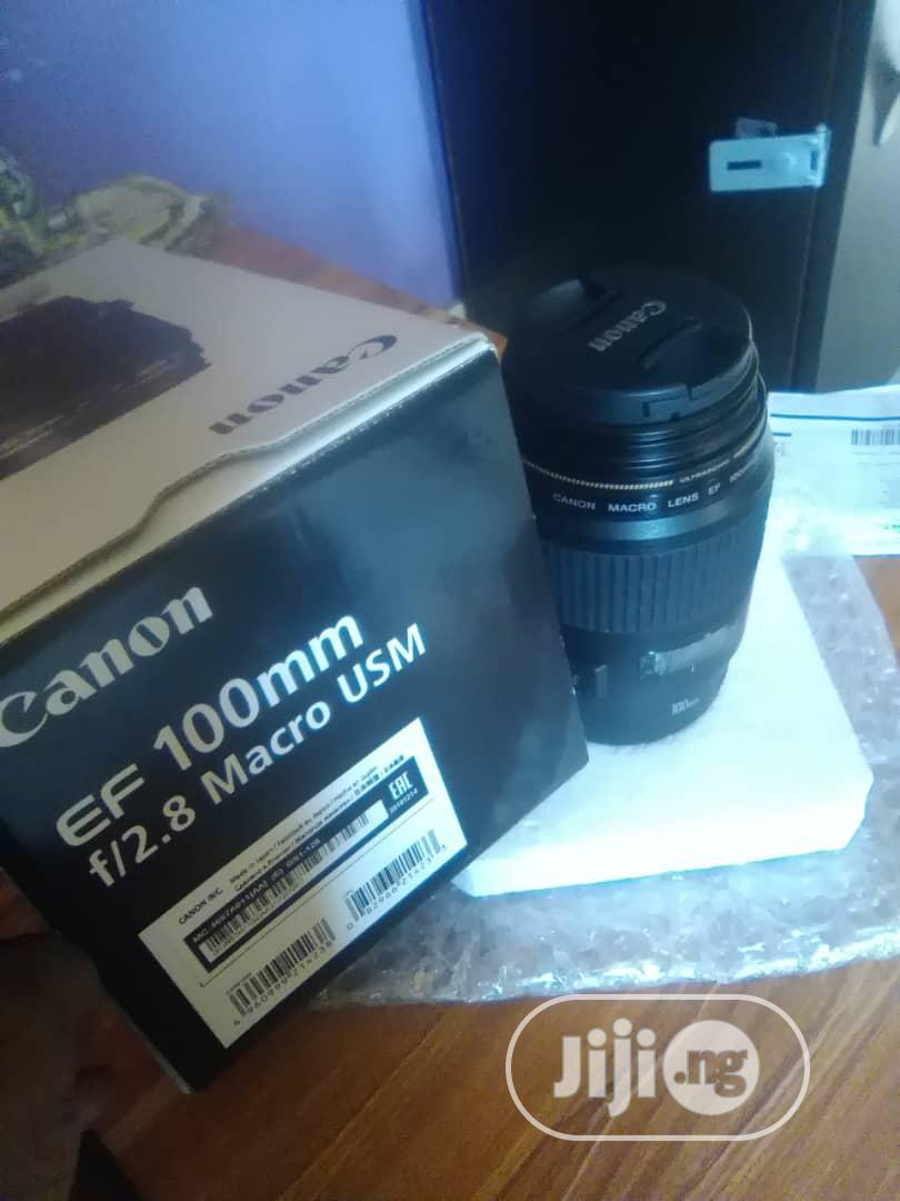 100mm Canon Lens | Accessories & Supplies for Electronics for sale in Alimosho, Lagos State, Nigeria