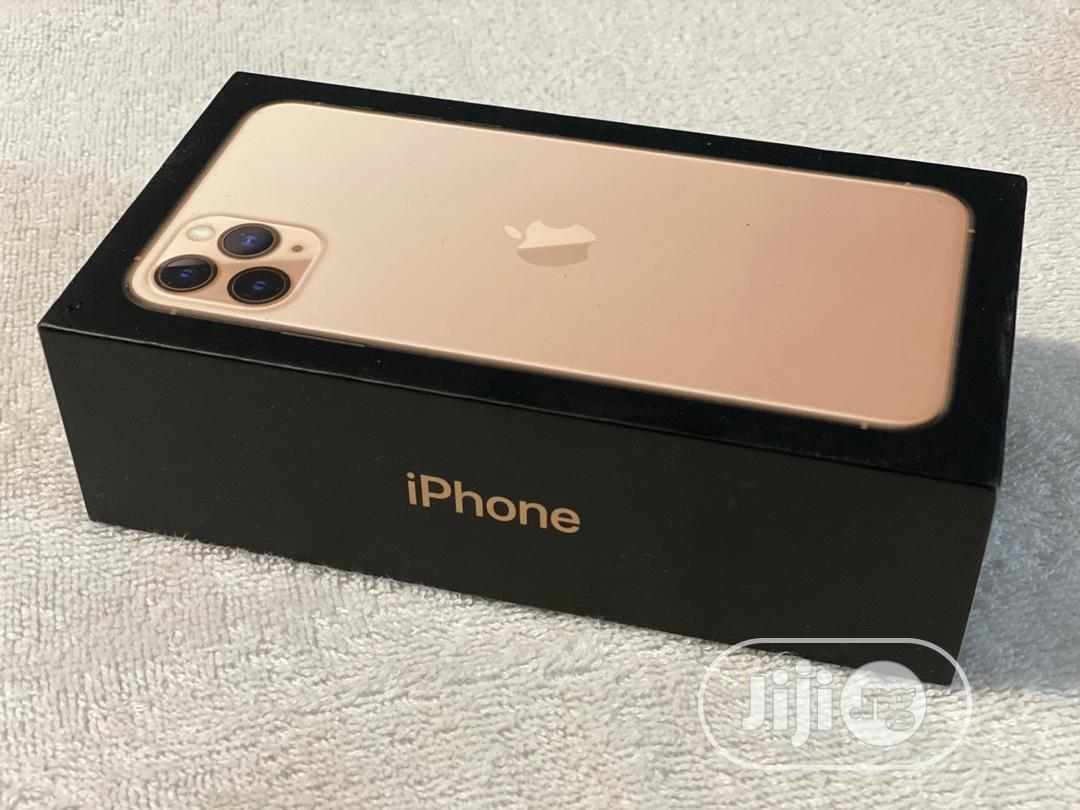 New Apple iPhone 11 Pro Max 256 GB Gold | Mobile Phones for sale in Oshodi-Isolo, Lagos State, Nigeria