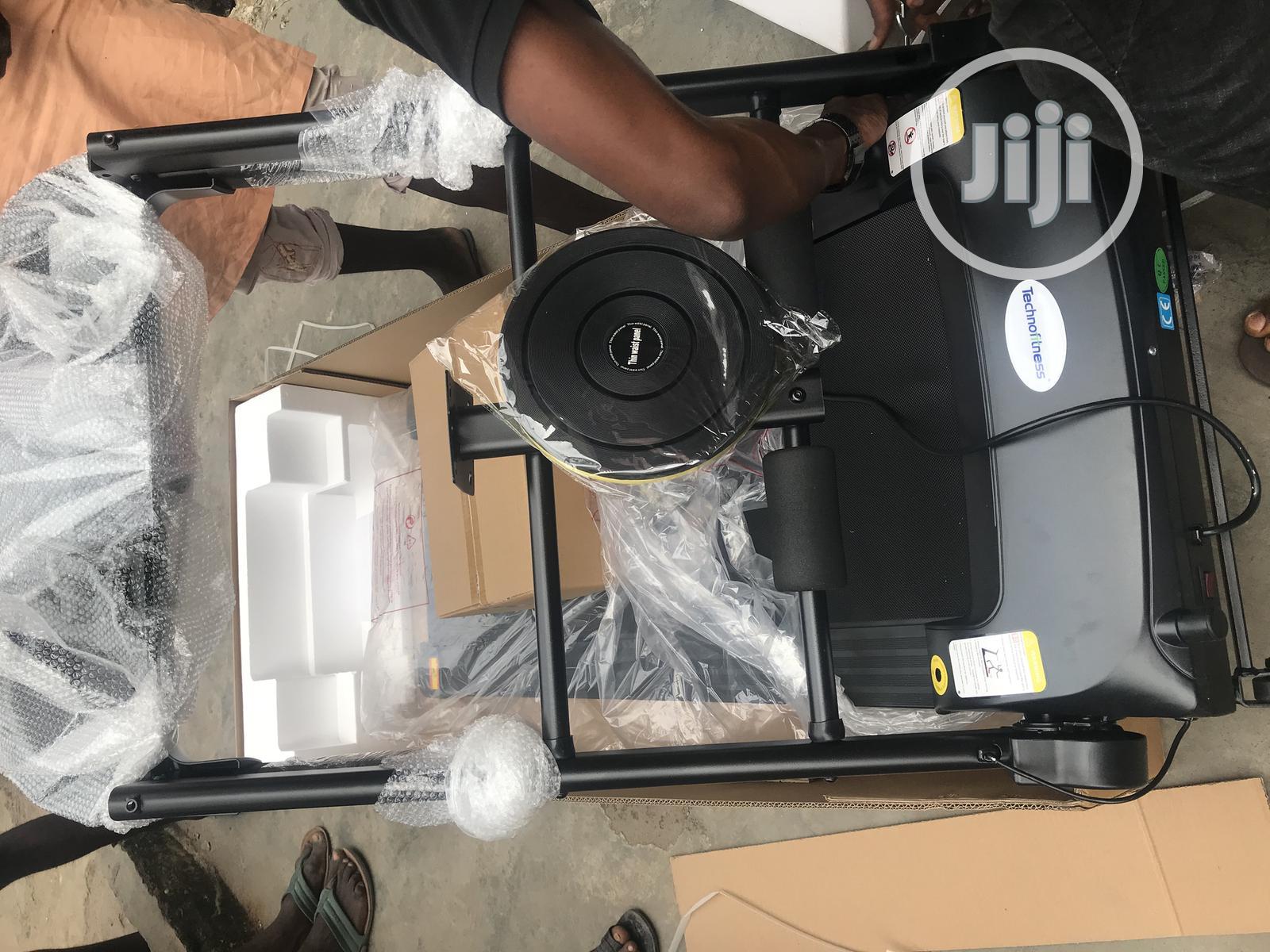 Brand New Techo Fitness 3hp Treadmill