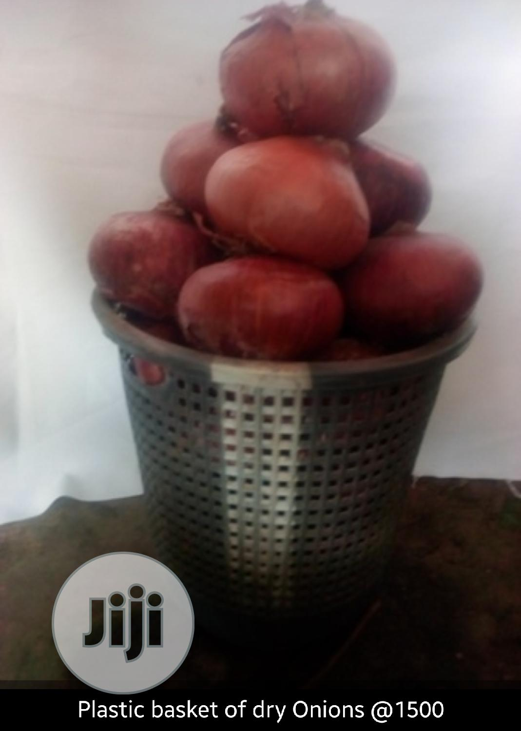 Dry Onions [Velvet] | Meals & Drinks for sale in Alimosho, Lagos State, Nigeria