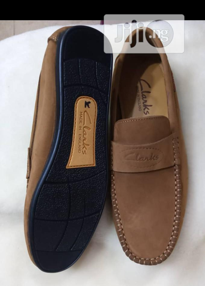 Archive: Quality Clarks Loafers