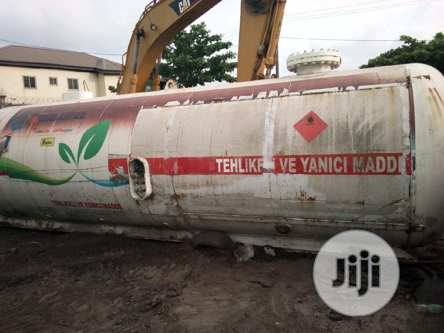 Lpg Storage Gas Tank 13 Tons | Heavy Equipment for sale in Apapa, Lagos State, Nigeria