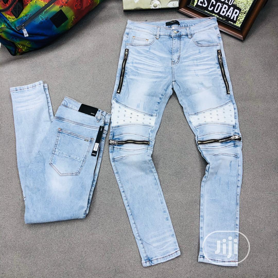 Quality Jeans Trousers For Men's Available