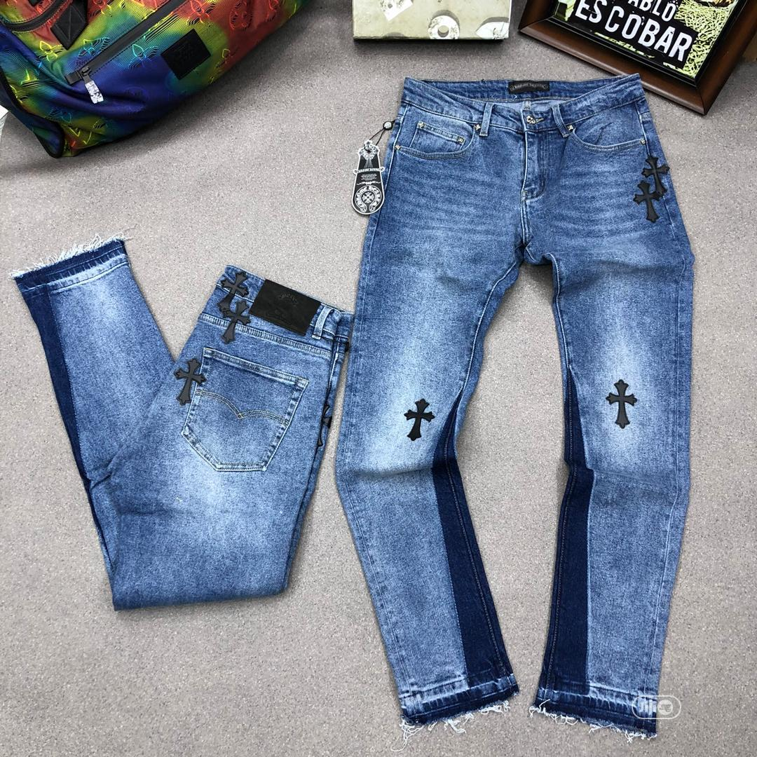 Quality Jeans Trousers For Men's Available | Clothing for sale in Orile, Lagos State, Nigeria
