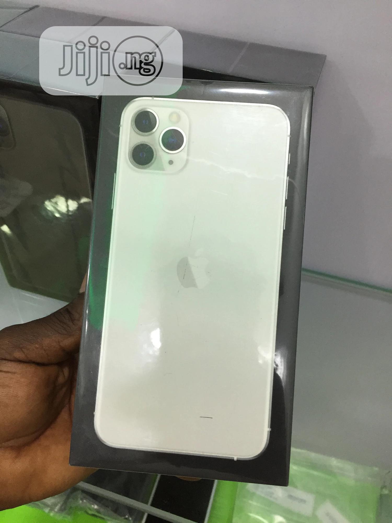 New Apple iPhone 11 Pro Max 256 GB Black | Mobile Phones for sale in Ikeja, Lagos State, Nigeria