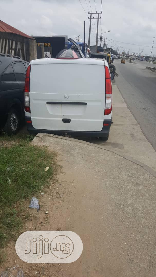 Mercedes Benz Cooling Van | Buses & Microbuses for sale in Ajah, Lagos State, Nigeria