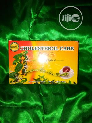 Cholesterol Herbal Care Tea | Vitamins & Supplements for sale in Lagos State, Ifako-Ijaiye