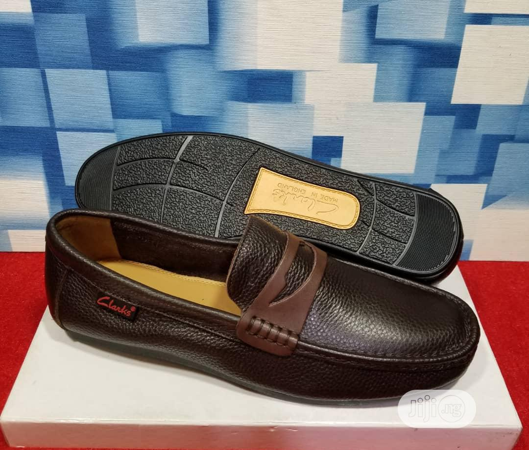 Clarks Loafers Men Shoe Now Available | Shoes for sale in Lagos Island, Lagos State, Nigeria