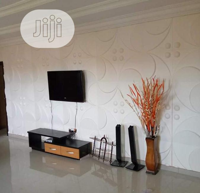 Wall Paper, 3 D Wall Panel