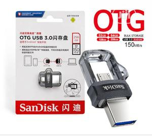 Sandisk 64GB Ultra OTG Dual USB Flash Drive 3.0 | Accessories for Mobile Phones & Tablets for sale in Lagos State, Ikeja