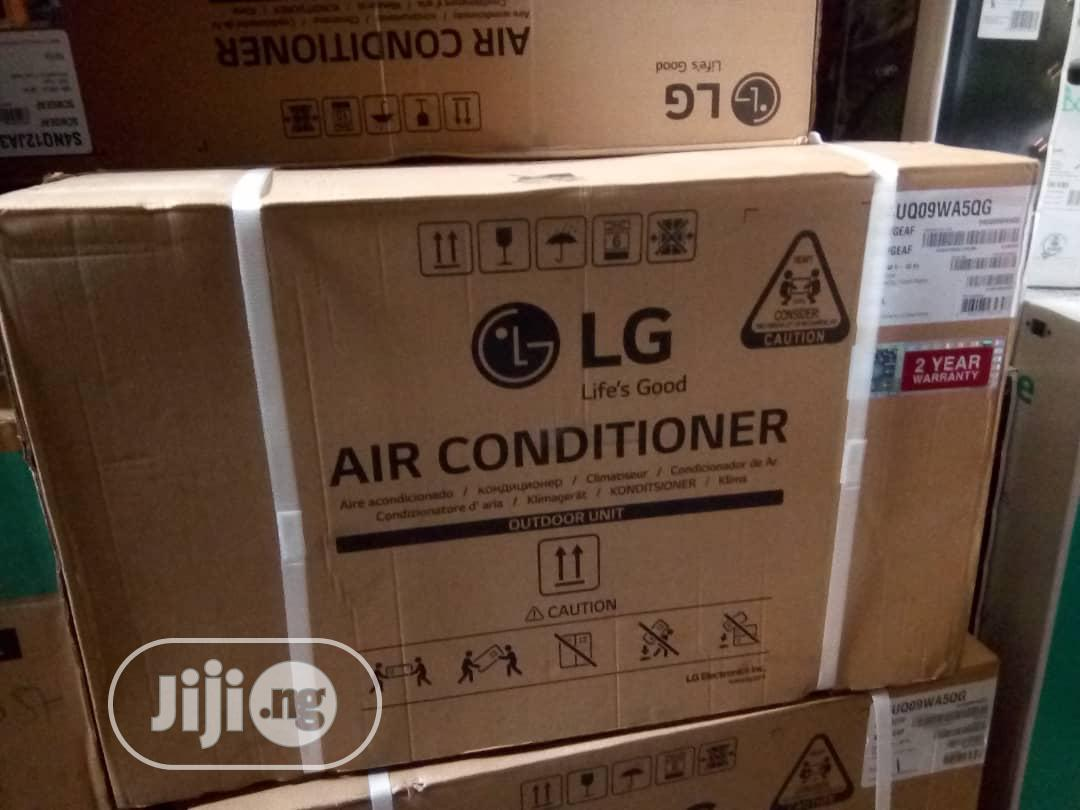 LG Air Conditioner 1.0HP Gencool ( Inverter)