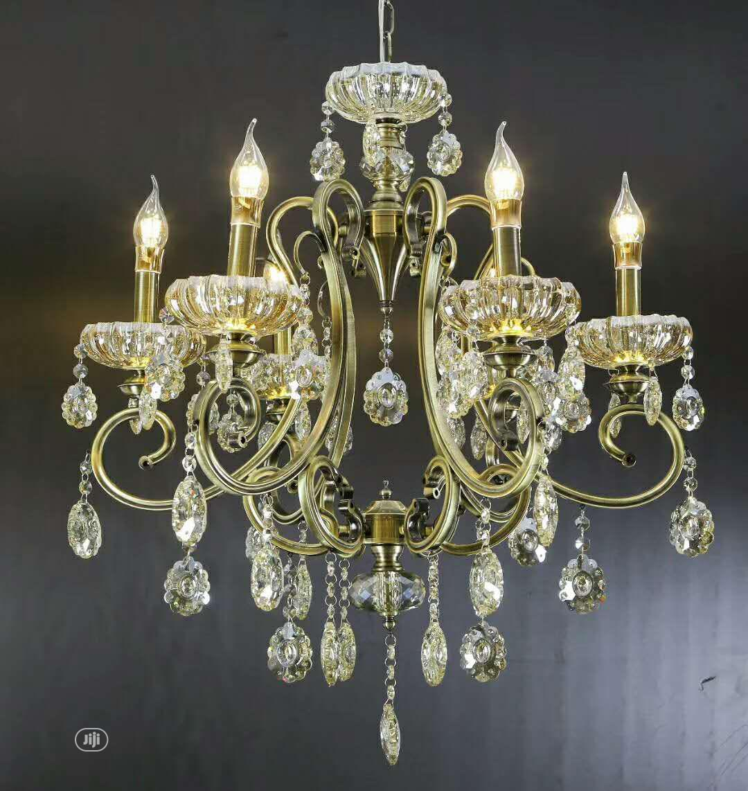 Beautiful Candle Chandelier Light For Your Sitting Room