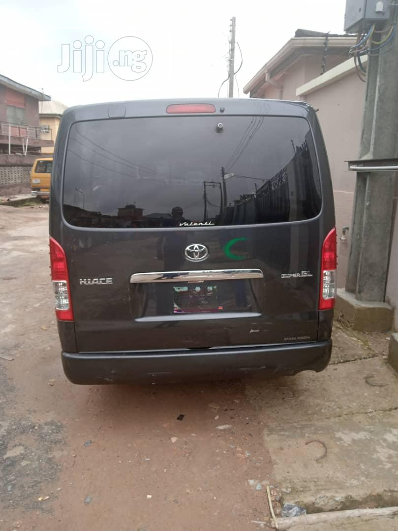 Toyota Hiace Hummer Bus 2017 | Buses & Microbuses for sale in Isolo, Lagos State, Nigeria