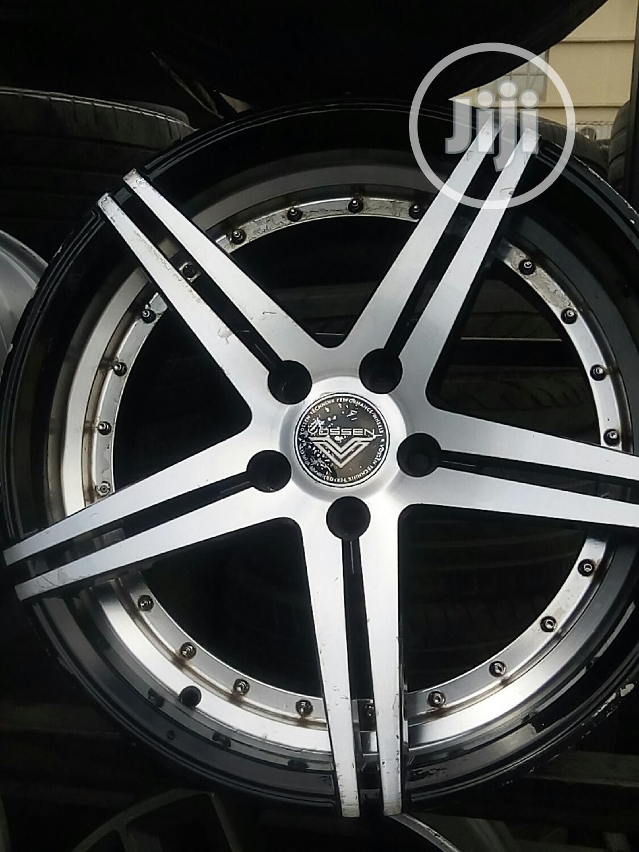 Archive: 18 Rim For Benz And Lexus Honda