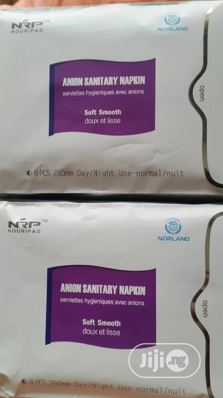Archive: Noland Sanitary Pad