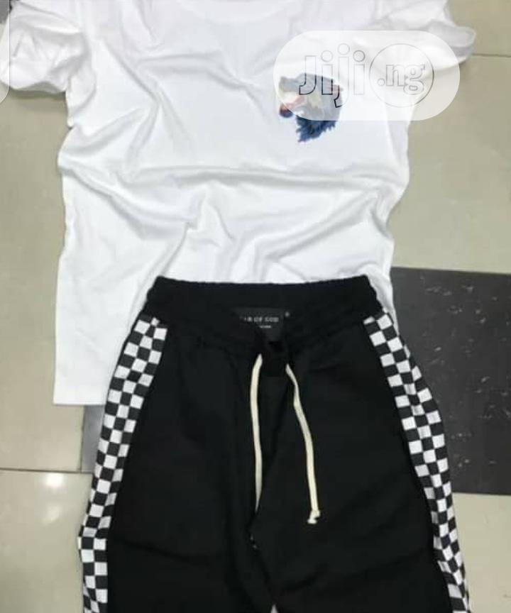 T-Shirts and Shorts Collections