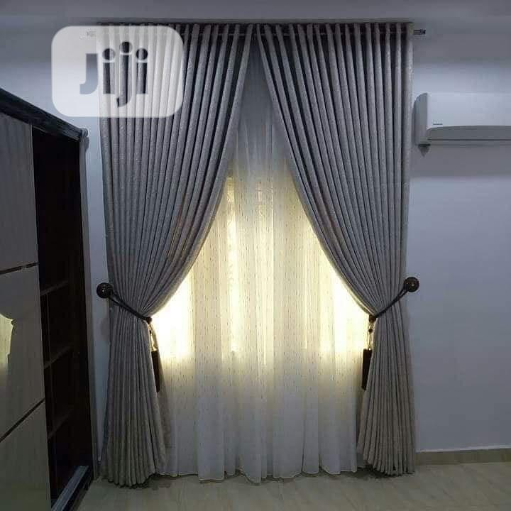 Italian Window Curtains
