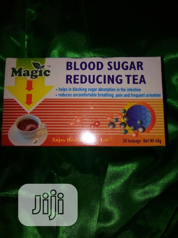 Archive: Blood Sugar Reducing Herbal Tea