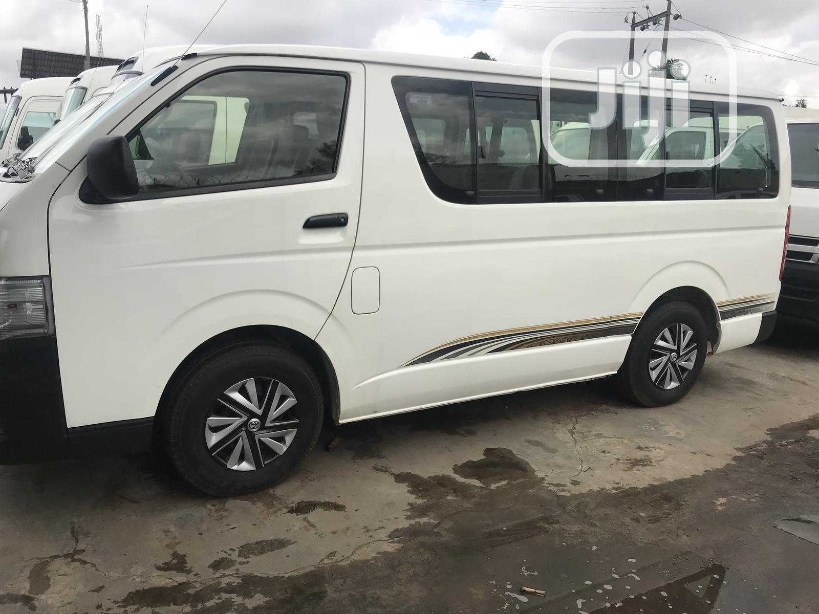 Toyota Hiace Bus 2010 | Buses & Microbuses for sale in Maryland, Lagos State, Nigeria
