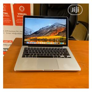 Laptop Apple MacBook Pro 2015 16GB Intel Core I5 SSD 512GB | Laptops & Computers for sale in Lagos State, Ikeja